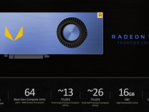 The AMD Vega FE aims to satisfy both pros and gamers alike - but only succeeds at one. (Source: AnandTech)