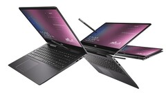 Dell appears to be giving the Inspirion 15 2-in-1 a Tiger Lake refresh. (Image source: Dell)