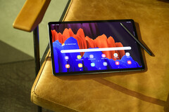 Samsung has unveiled the Galaxy Tab S7 and Galaxy Tab S7+