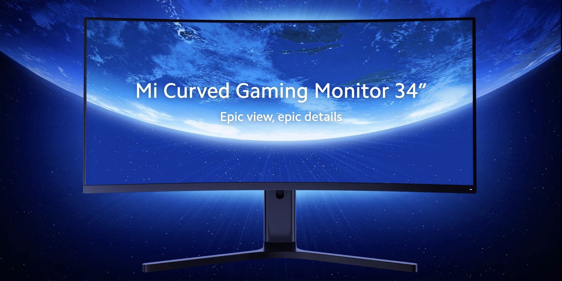 Mi Curved Gaming Monitor launched in Europe for €8