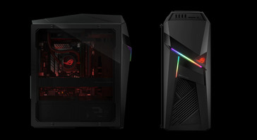 Asus ROG Strix GL12CX - Side view. (Source: Asus)