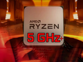 AMD could finally break the 5.0 GHz barrier. (Image Source: PC Wale on YouTube)