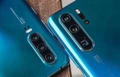 The Huawei P30 Pro is the first Huawei phone to get the stable Android 10 update. (Source: AnandTech)