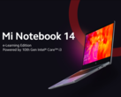 The new Mi Notebook 14. (Source: Xiaomi)