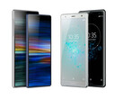Four new flagships, but released in the most confusing manner. (Image source: Sony)