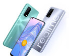 Is this the Realme 7 5G? (Source: Realme)