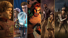 A few major Telltale Games titles (Source: Wccftech)