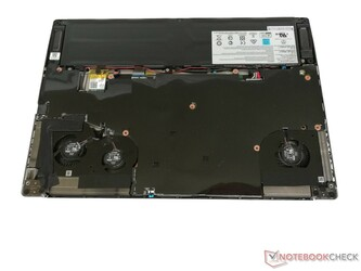 MSI P65 Creator 9SF - maintenance options