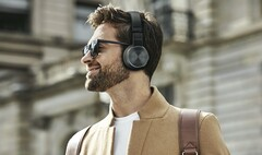 The new Yoga ANC Headphones will be available from October. (Image source: Lenovo)