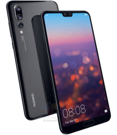 The Huawei P20 Pro is set to shake things up with a 40MP main camera. (Source: Huawei)