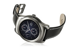The LG Watch Urbane is among several smartwatches receiving Android Wear 2.0. (Source: LG)