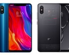 The Xiaomi Mi 8 and Mi 8 Explorer Edition are included in phase 2. (Image source: Xiaomi/KLGadgetGuy)