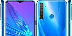 Does the Realme 5 series has a new variant? (Source: GSMArena)