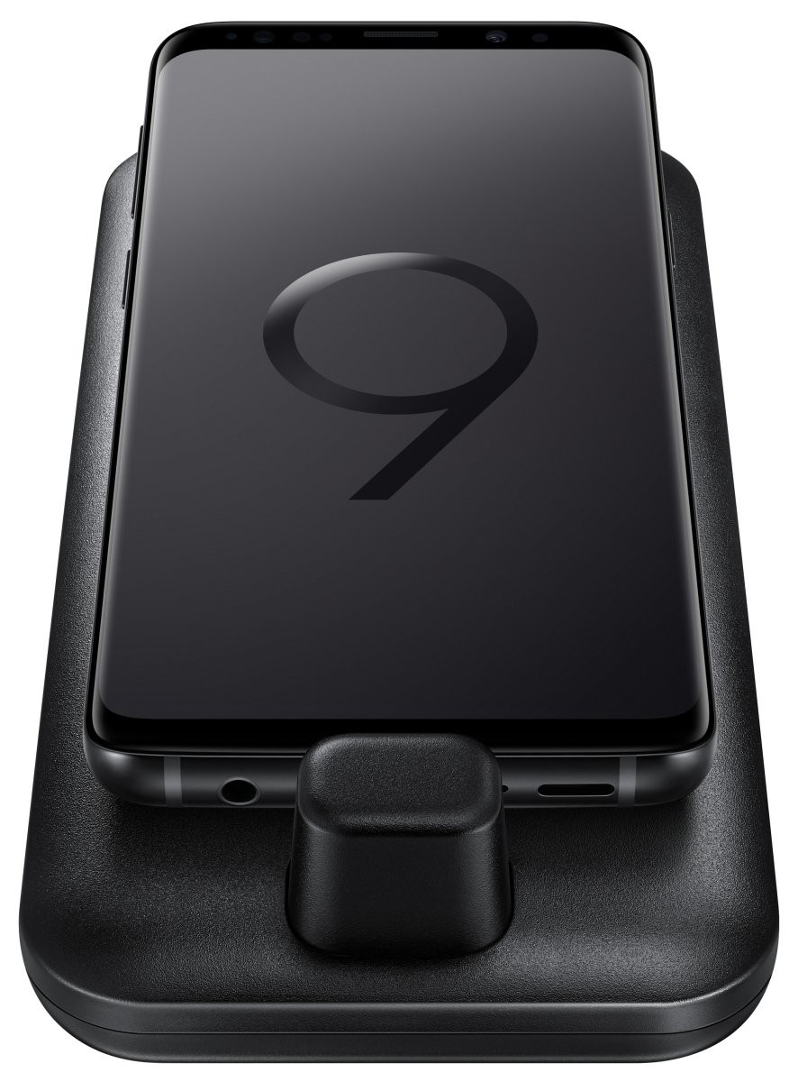 Galaxy S9 To Keep Headphone Jack In Dex Pad Leak
