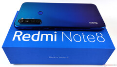 The Xiaomi Redmi Note 8 is a steal at €150 (~US$165). (Image source: Notebookcheck)