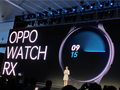 The new OPPO Watch RX. (Source: OPPO via MyDrivers)