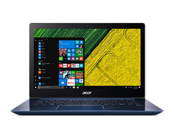 Acer Swift 3 (i5-7200U, HD 620). Review sample courtesy of Notebooksbilliger.de