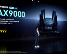 Xiaomi intros the Mi AX9000 router. (Source: YouTube)