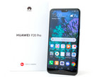 The Huawei P20 Pro will among the first to receive the GPU Turbo update.