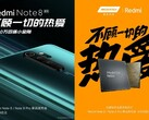 Teh Redmi Note 8 line is now linked to MediaTek Helio G-series processors. (Source: MySmartPrice)