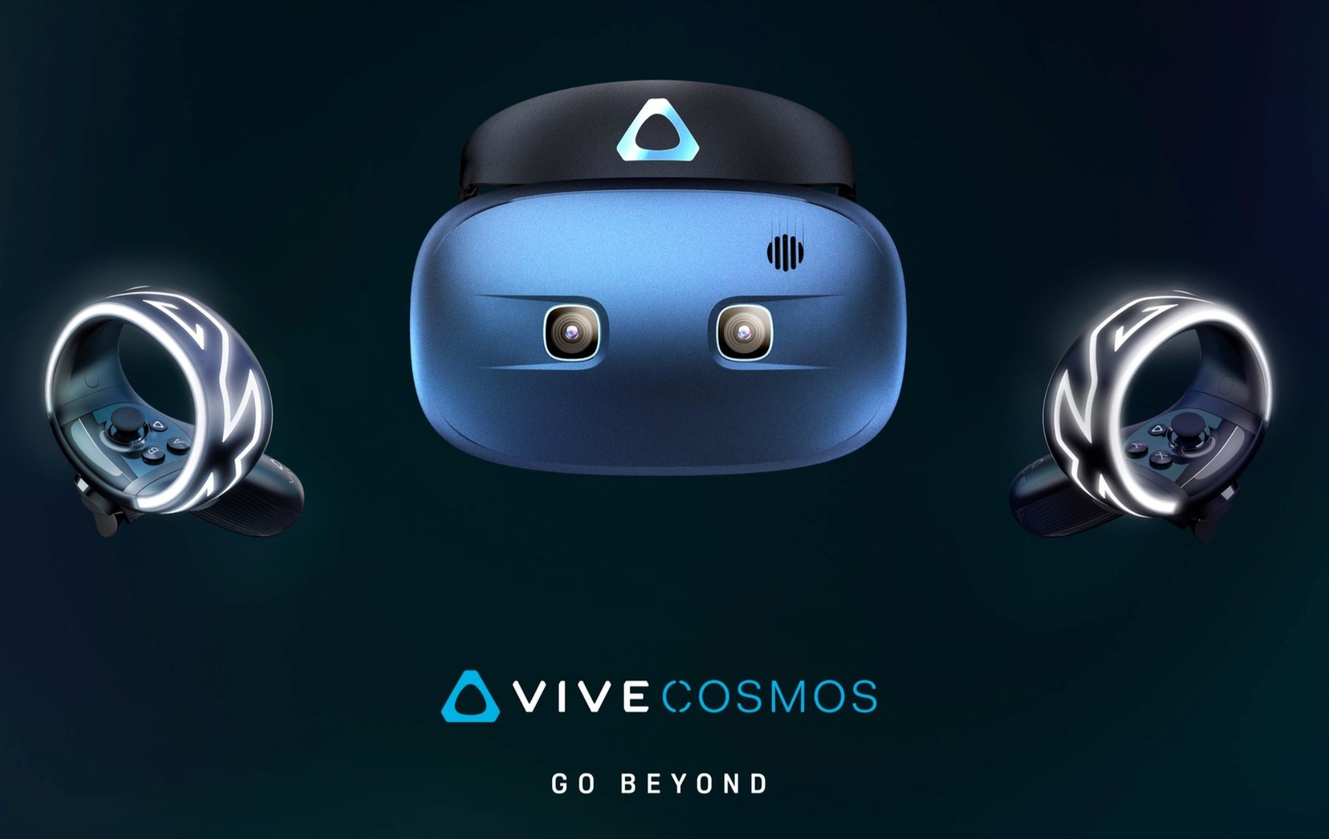 HTC's Vive Cosmos VR headset is incredible  - and frustrating - in equal measure
