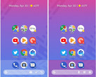 Action Launcher 35 home screen (Source: Action Launcher)
