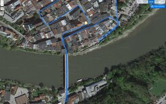 GPS Test: Garmin Edge 520 - Bridge