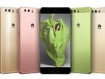 Huawei P10 Android flagship full color range