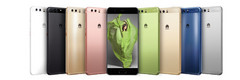 Huawei P10 Android flagship color options, Huawei handsets to come to the US via AT&T