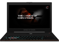 In review: Asus Zephyrus GX501VS-XS71. Test model provided by Xotic PC
