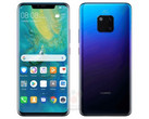 Renders of the Mate 20 Pro. (Source: GSMArena)