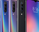 The Xiaomi Mi 9. (Source: GizmoChina)