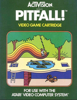 Pitfall, one of the most elaborate Atari 2600 games, can be beaten in about 20 minutes.