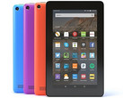 Amazon Kindle Fire new colors and 16 GB option April 2016