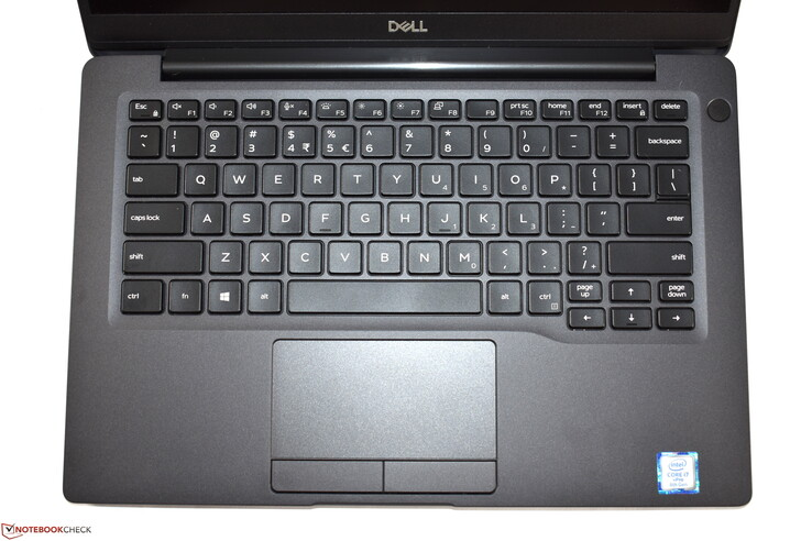 Dell Latitude 7300 keyboard