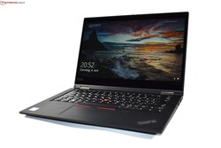 Review: Lenovo ThinkPad X390 Yoga, test unit provided by campuspoint