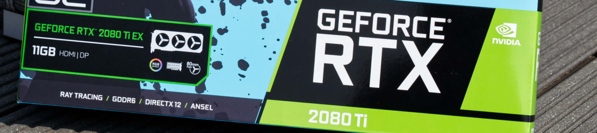 KFA2 GeForce RTX 2080 Ti EX Review - High-end Nvidia GPU