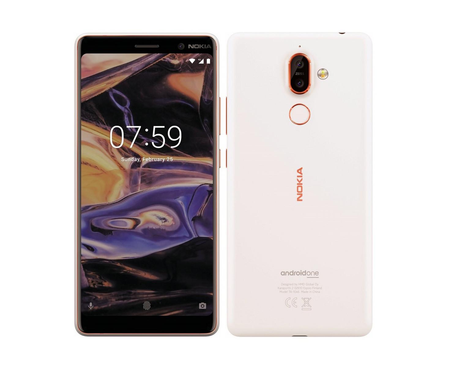Nokia 7 Plus Kamera