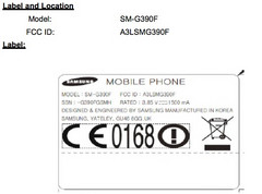 Samsung Galay Xcover 4 SM-G390F surfaces at FCC, launch is imminnent