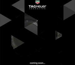 New TAG Heuer Connected watch teaser, March 14 launch date