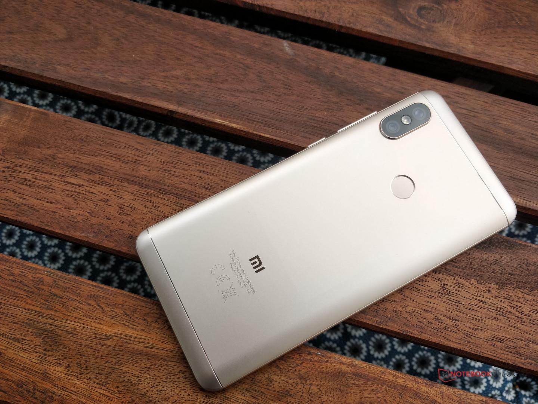 Xiaomi Redmi Note 5 Smartphone Review - NotebookCheck net