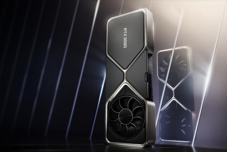 Nvidia's RTX 3080 (Source: Nvidia)