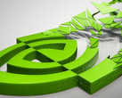 Nvidia once again in the green for its latest fiscal quarter