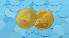 By filing documents with the US Securities and Exchange Commission, Telegram is striving for cryptocurrency legitimacy. (Source: TechCrunch)