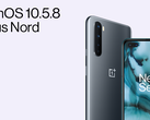 The OnePlus Nord has a new software update. (Source: OnePlus)