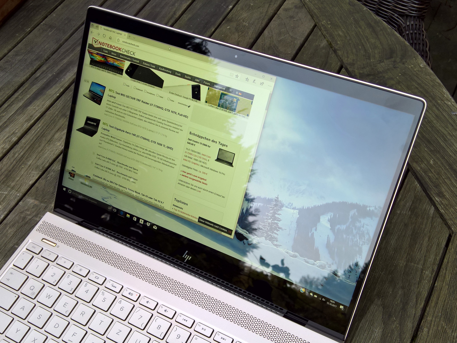 Harga Dan Spek Lenovo Yoga 720 13ikb Notebook Silver I5 7200u 8gb Hp 14 Am016tu Inch4gb500gbwin 10 Envy 13 Ad006ng I7 7500u Mx150 Laptop Review Notebookcheck