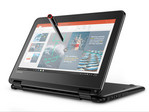 The N23 and N24 convertibles integrate a 1366 x 768 pixel IPS touchscreen display with 360-degree hinge. (Source: Lenovo)