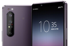 The Sony 7Y6DU1I could be the rumoured Xperia 5 II. (Image source: @NodSikharulidze)