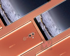 Renders purporting to be of the Nokia 9 have leaked out. (Source: Baidu)
