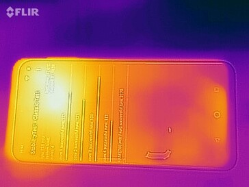 Thermal imaging - Front